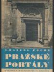 Pražské portály - náhled