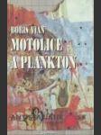 Motolice a plankton - náhled