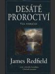 Desáté proroctví - náhled