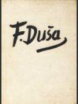 F. Duša - náhled