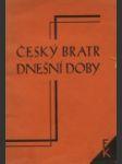 Český bratr dnešní doby - náhled