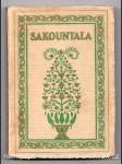 Sakountala (d'après l'oeuvre indienne de Kalidasa) - náhled