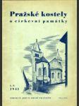 Pražské kostely a církevní památky. Ilustrovaný průvodce kostelem sv. Jiří na Hradě pražském - náhled