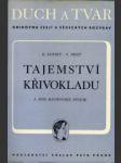 Tajemnství Křivokladu a jiné máchovské studie. - náhled
