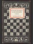 Künstlerische Schachfiguren aus zehn Jahrhunderten. 45 Bildtafeln (německy) - náhľad