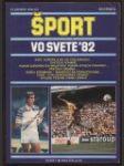 Šport vo svete '82 (slovensky) - náhled
