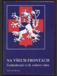 Na všech frontách - Čechoslováci ve II. světové válce - náhled