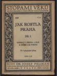Jak rostla Praha 1-2 - náhled