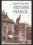 Neznámá Praha sv. II. - náhled