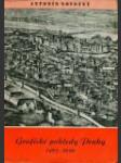 Grafické pohledy Prahy 1493-1850 (2 svazky) - náhled