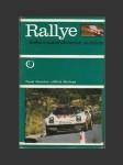 Rallye, kniha o automobilových soutěžích - náhled