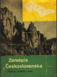 Zeměpis Československa - náhled