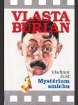 Vlasta Burian.Mystérium smíchu - náhled