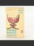 SVOBODA Hrabě Monte Cristo II. Alexandre Dumas - náhled