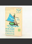 SVOBODA Hrabě Monte Cristo III. Alexandre Dumas - náhled