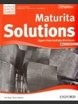 maturita solutions 2nd edition upper intermediate workbook with audio cd czech edition - náhled