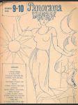 Časopis panorama ročník xxi. číslo 9-10. -7. červen 1946 - náhled
