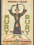 Mury-bury kouzelník - náhled