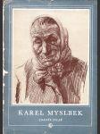 Karel Myslbek - náhled