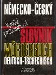 Německo - český slovník s novým pravopisem - náhled
