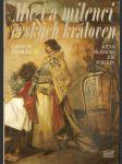 Muži  a  milenci  českých  královen - náhled