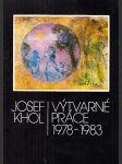 Výtvarné práce 1978-1983 - náhled