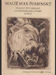 Malíř Max Švabinský (Dvacet pět obrazů s poznámkami o době a díle) - náhled