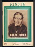 Kdo je - robert owen - náhled