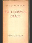 Katechismus  práce - náhled