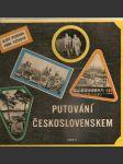 Putování  československem - náhled