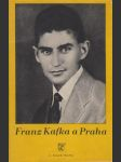 Franz kafka a praha  - náhled