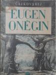 Eugen  oněgin - klavírní výtah s ruským a českým textem - náhled