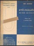 Dvě perličky - piano 2 ms v snadném  slohu - náhled