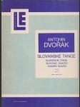 Slovanské tance op. 72 - náhled