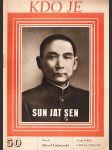 Kdo je Sun Jat Sen - náhled