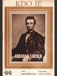 Kdo je Abraham Lincoln - náhled