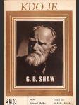 Kdo je G.B. Shaw - náhled