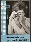 Dvacet pět rad pro malý formát - fotorádce - náhled