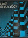 Soudobá  architektura  čssr - náhled
