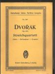 Streichquartett  g  dur - opus  106 - náhled