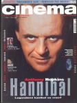Cinema  4 / 2001 - náhled