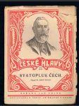 Svatopluk  čech - české hlavy č. 22 - náhled