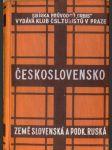 Československo, země slovenská a podkarpatská rus - náhled