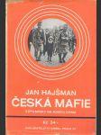 Česká mafie - náhled