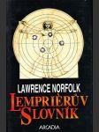 Lempriérův slovník - náhled