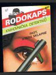 Časopis rodokaps č.97 - edice knihovnička detektivů č.22 - past, která sklapne - náhled