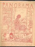 Časopis panorama ročník xxiii. -číslo 5-6 - 20. červen 1948 - náhled