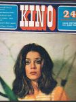 Časopis kino č.24 - ročník xxviii. - prosinec 1973 - náhled