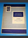 LE-Klavír : Largo ze symfonie - Dvořák / noty - náhled