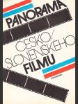 Panorama česko/slovenského filmu - náhled